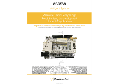 Arrow – Publicité IoT