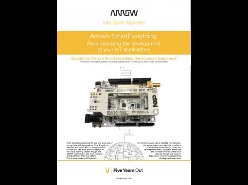 Arrow – Publicité IoT