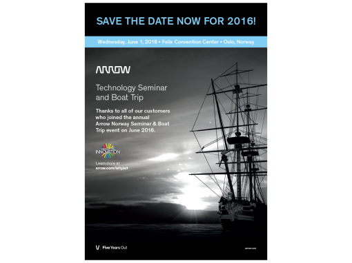 Arrow – Technology Seminar