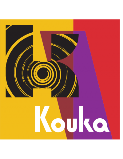 Couverture jacquette CD Kouka