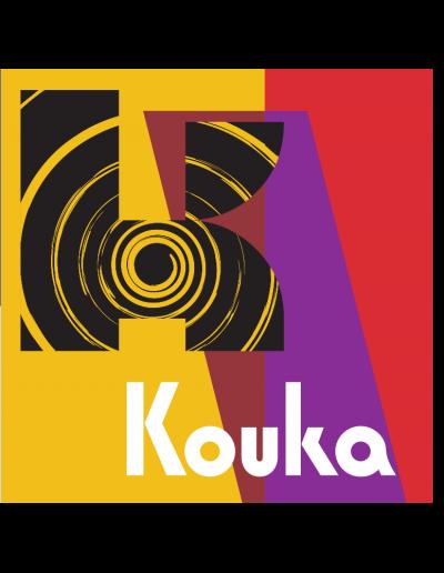 Couverture jacquette CD Kouka