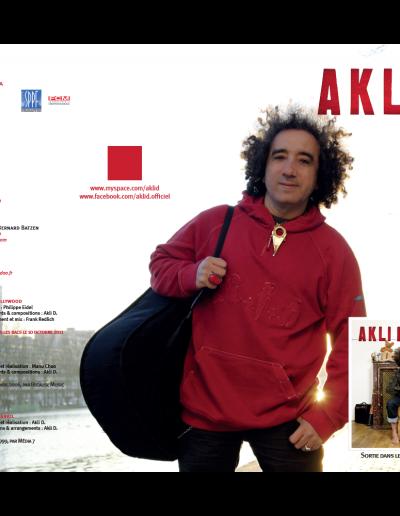 Dossier de presse Akli D.