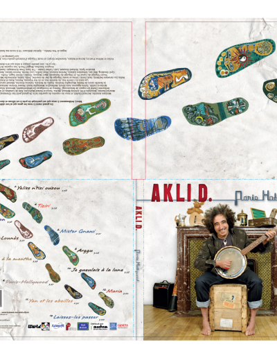Album DigiPack Akli D.