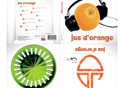 DigiPack Jus d'Orange
