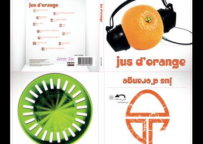 DigiPack Jus d'Orange