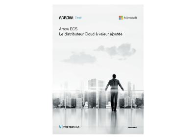 Arrow / Microsoft – Supports pour la Cloud Week