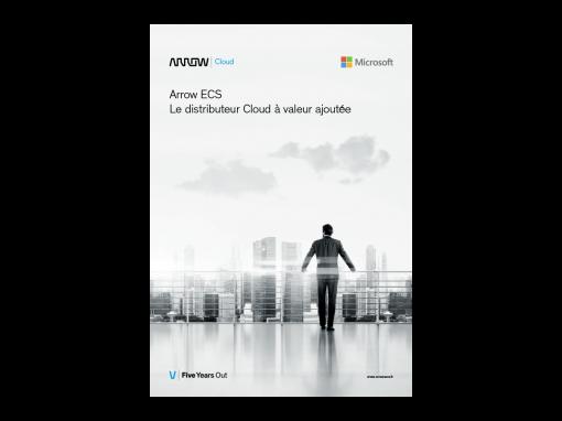 Arrow / Microsoft – Supports pour la Cloud Week