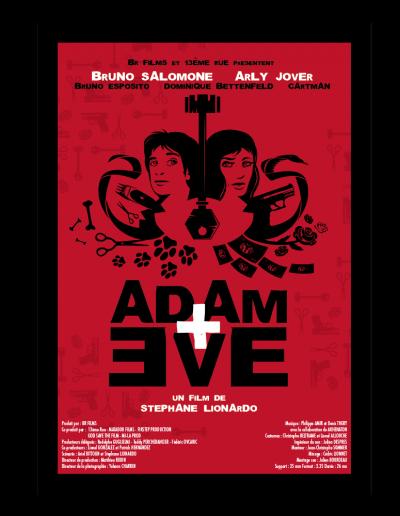 Plaquette Adam+Eve fermée