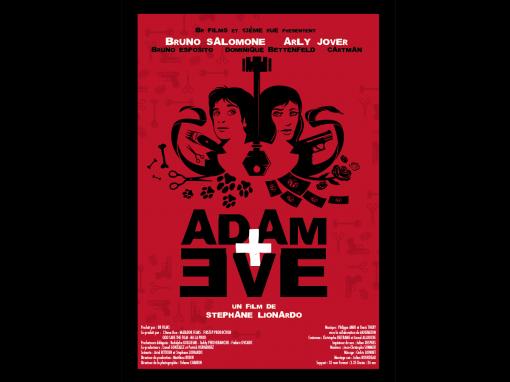 Plaquette Adam + Eve