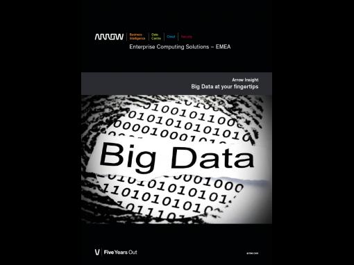 Arrow – Big Data Brochure