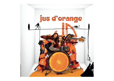 Couverture livret Jus d'Orange