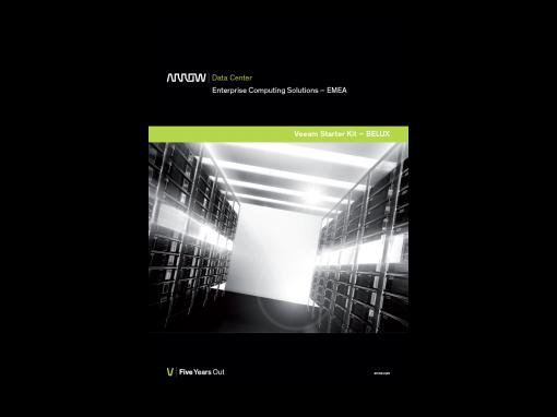Arrow / Veeam – Starter Kit