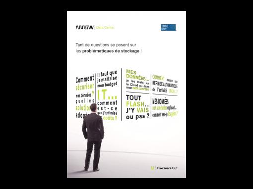 Arrow / IBM – Brochure Stockage