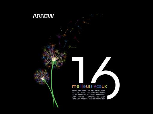 Arrow – Vœux 2016