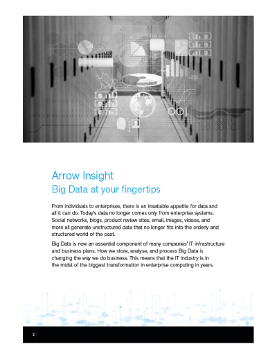 Brochure Big Data